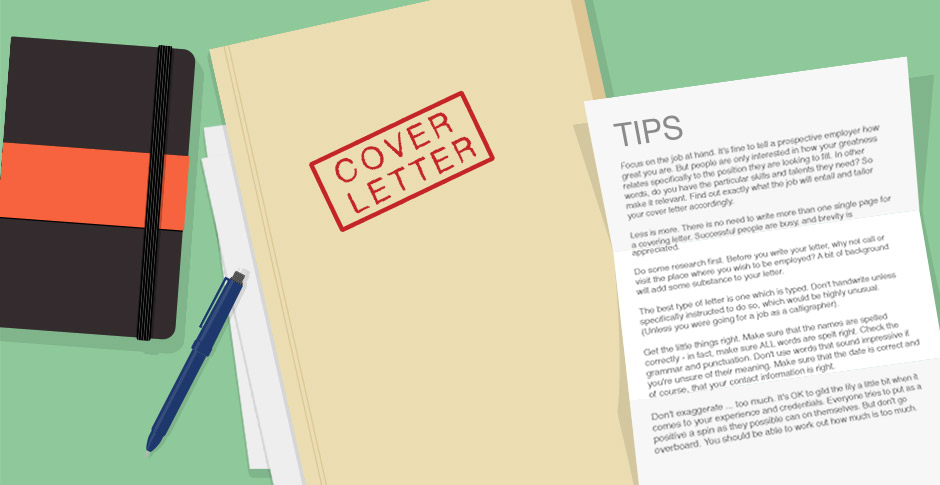 We Ve Got Cover Letters Covered Top Tips And Top Examples Seek