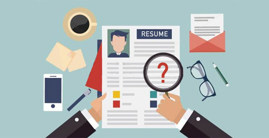 what is a resume look like